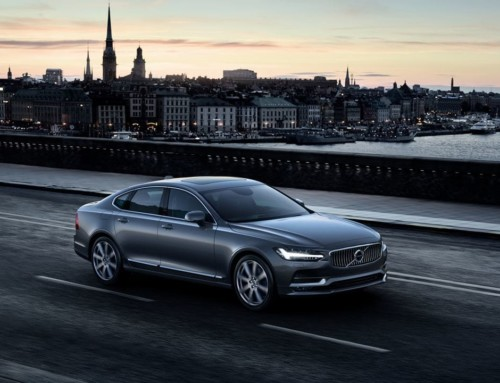 The New Volvo S90